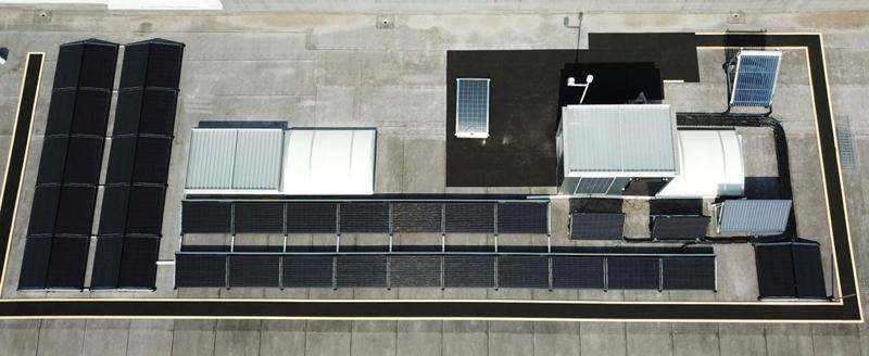 EnergyVille/VITO en ADR Technics introduceren uniek proefstation met PVT zonnepanelen