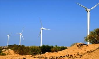 Grootschalige wind- en zonne-energie 'zou de Sahara groen kunnen maken'