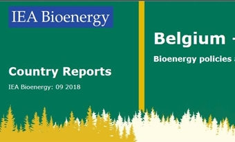 IEA  rapport bio-energie- Update 2018