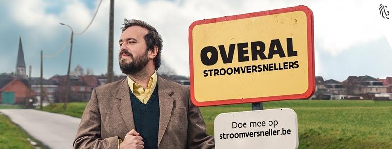 Overal Stroomversnellers: reeds 117 gemeenten Vlaamse steun voor lokale energieprojecten binnen