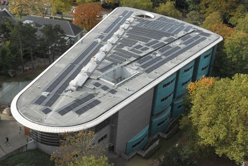 3.870 fotovoltaïsche panelen voor ULB