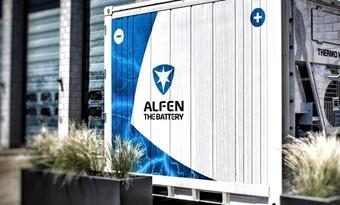 Alfen levert off-grid energieopslagsysteem aan Ibogem
