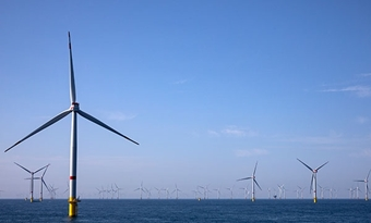 Installatie Rentel offshore windpark beëindigd