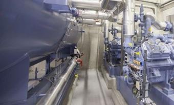 Brouwerij Bavaria bespaart fors met nieuwe warmtepomp