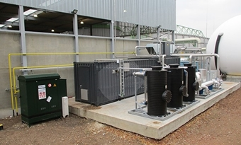 IOK Afvalbeheer zet Kempisch GFT om in biogas