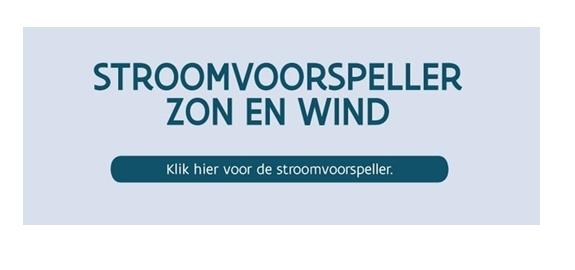 'Stroomvoorspeller' voor zonne- en windenergie
