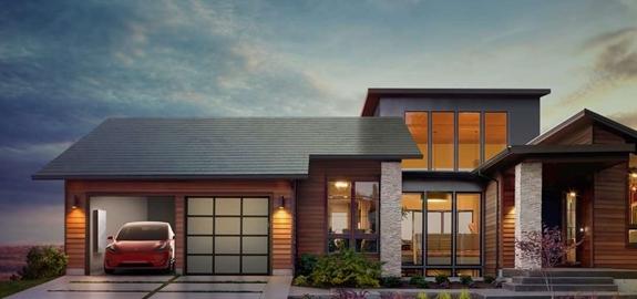 Tesla maakt zonnepanelen tien procent goedkoper