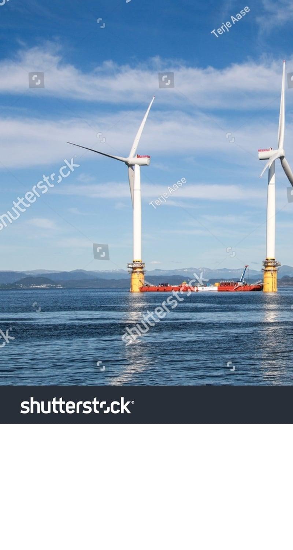 Kust offshore windenergie duikt onder de kost van nieuwe kerncentrales in UK