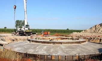 België in Europese kopgroep bouw windenergie