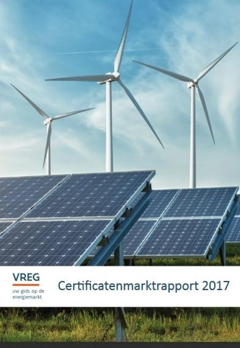 Certificatenmarktrapport 2017