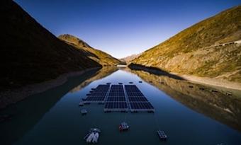 Door slechts 1% landoppervlakte in te zetten voor hernieuwbare energieproductie kan het volledige elektriciteitsverbruik van de EU worden opgewekt