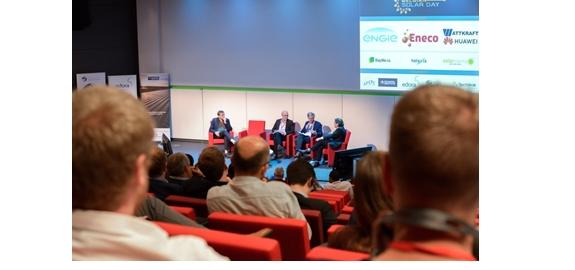 Belgian Solar Day: cruciale rol voor PV in de energietransitie
