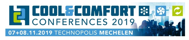 Cool and Comfort Conferences 2019