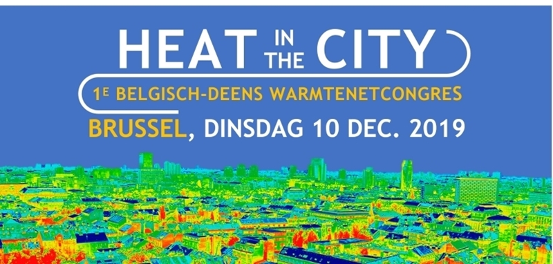 1e Belgisch - Deens warmtenetcongres: HEAT in the CITY