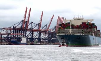 Shell en Van Oord samen in pilot biobrandstof voor schepen