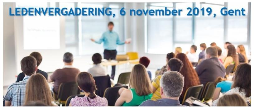 Ledenvergadering Warmtenetwerk Vlaanderen