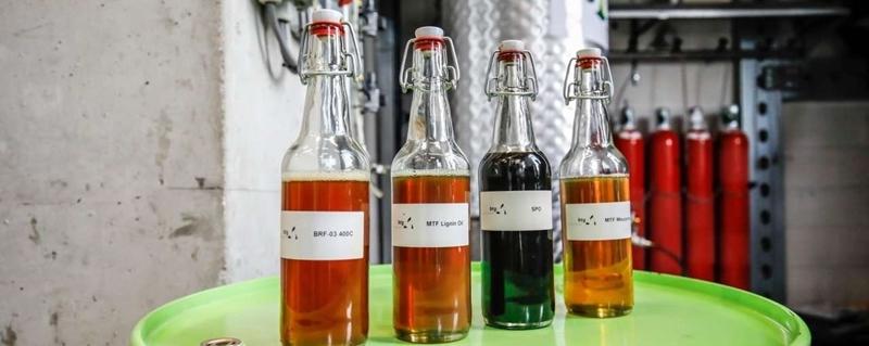 Primeur: nieuwe raffinaderij maakt biobrandstof van pyrolyse-olie
