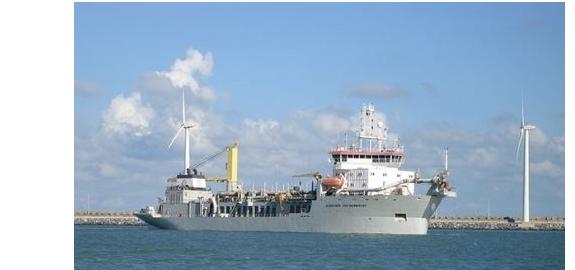 Jan De Nul kiest voor 100% hernieuwbare brandstof