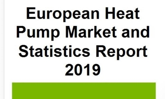 "Het ""European Heat Pump Market and Statistics Report 2019"""