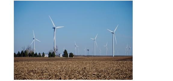 Het wordt steeds winderiger en dat kan goed nieuws zijn voor hernieuwbare energie