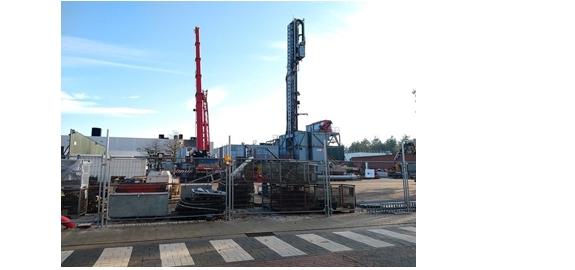 Janssen Pharmaceutica 1e bedrijf in Vlaanderen dat volop inzet op diepe geothermie : investering €40 miljoen