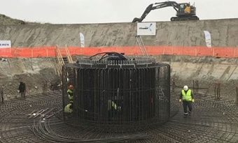 Zeebrugge krijgt grootste Vlaams onshore windpark