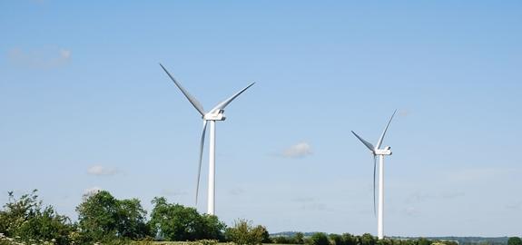 's Werelds eerste windturbines met ingebouwde hydro-elektrische capaciteit