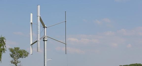 Tot 70% investeringssteun voor windturbine