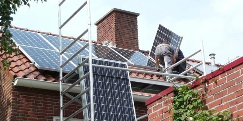 Zuid-Koreaanse wapenfabrikant voorziet Groningen en Drenthe van zonnepanelen