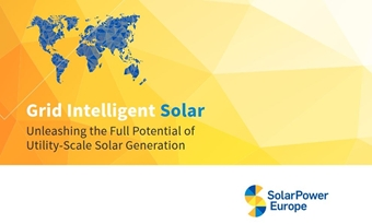 Rapport Solar Power Europe: Unleashing the Full Potential of Utility-Scale Solar Generation