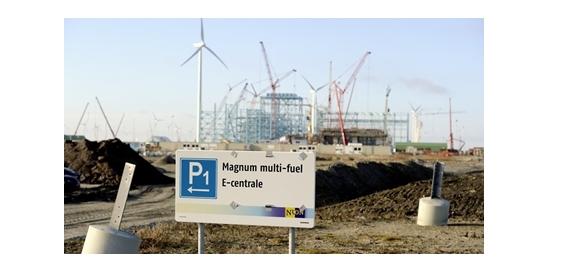 Nuon bouwt gascentrale om in superbatterij voor groene energie