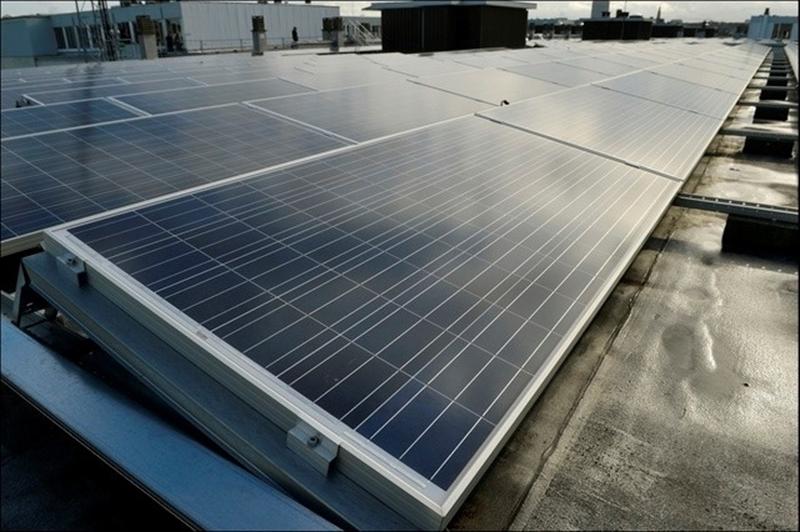2018 een recordjaar voor zonnepanelen in Brussel