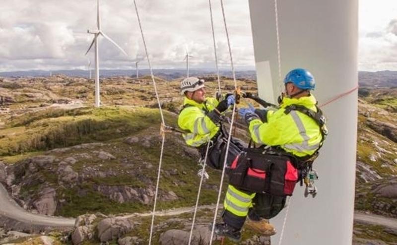 Windenergie levert nu 14% van de elektriciteit in Europa