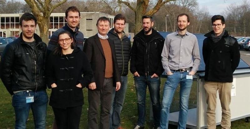 Wetenschappers van de KU Leuven kraken de code voor betaalbaar, milieuvriendelijk waterstofgas