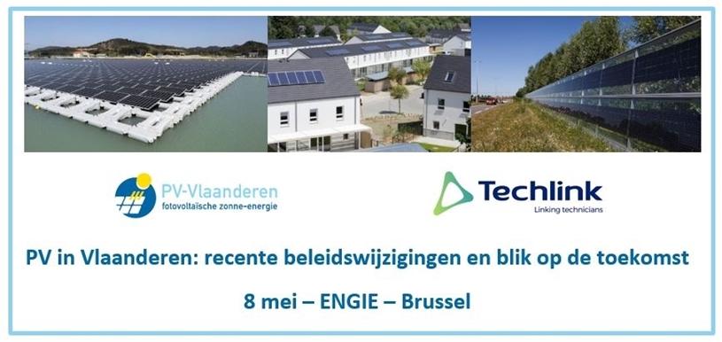 Studiedag PV in Vlaanderen: recente beleidswijzigingen en blik op de toekomst