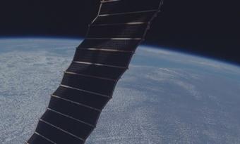 China wil miljoenen zonnepanelen in de ruimte plaatsen