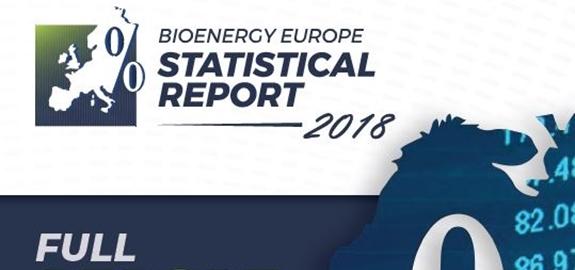 Het meest recente statistische rapport van Bioenergy Europe is nu beschikbaar