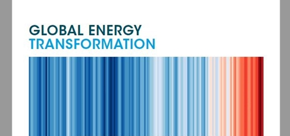 IRENA rapport: Global energy transformation: a roadmap to 2050
