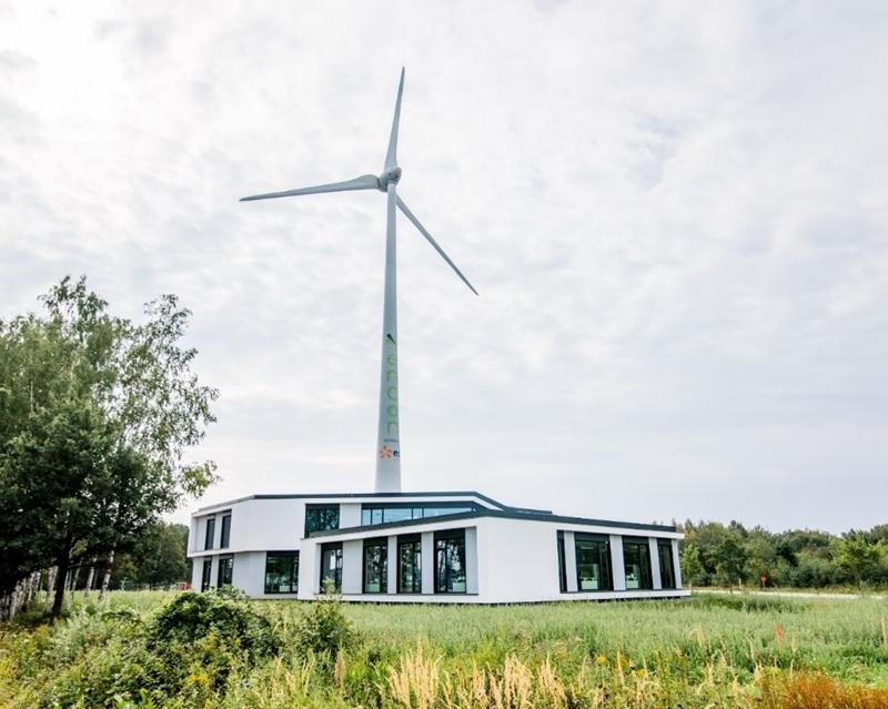 Energiezuinigste kantoorgebouw van Europa in gebruik genomen
