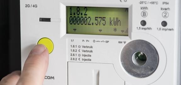 Plenaire keurt compensatieregeling digitale meter goed