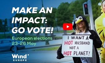 Maak een verschil, ga stemmen!