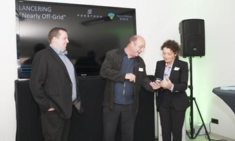 Posetron eerste bedrijf in België dat 'Nearly Off Grid' gaat