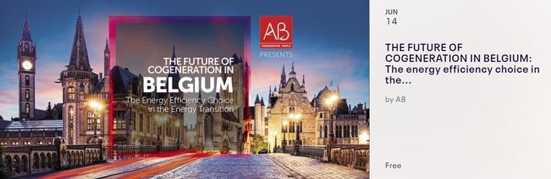 EVENT - Toekomst van warmtekrachtkoppeling in België: de keuze voor energie-efficiëntie in energieoverdracht.