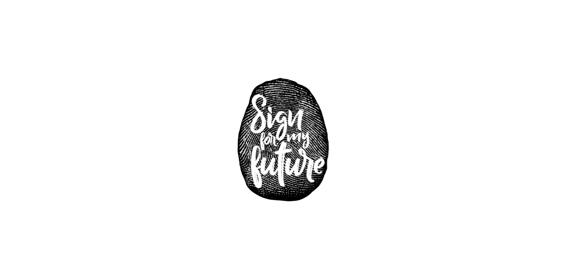 Sign for my Future overhandigt politici een niet te miskennen mandaat voor een krachtig klimaatbeleid