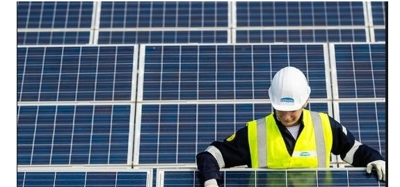 Engie huldigt zonnepanelenpark van 100 MW in