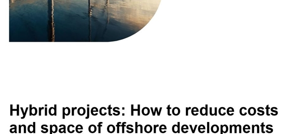 Hoe de kosten en ruimte van offshore ontwikkeling te verminderen: studie van offshore-energieclusters in de Noordzee