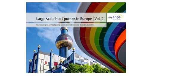 Grote warmtepompen in Europa - De tweede editie is uit!