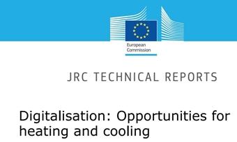 Studie digitalisering: Mogelijkheden voor verwarming en koeling