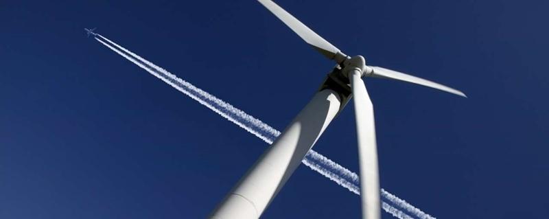 Windenergie neemt hoge vlucht door langjarige samenwerking Schiphol Group en Eneco