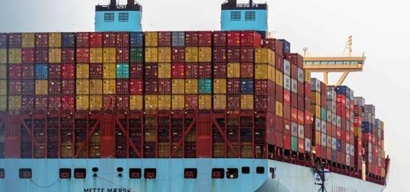 Containerschepen varen prima op biobrandstof